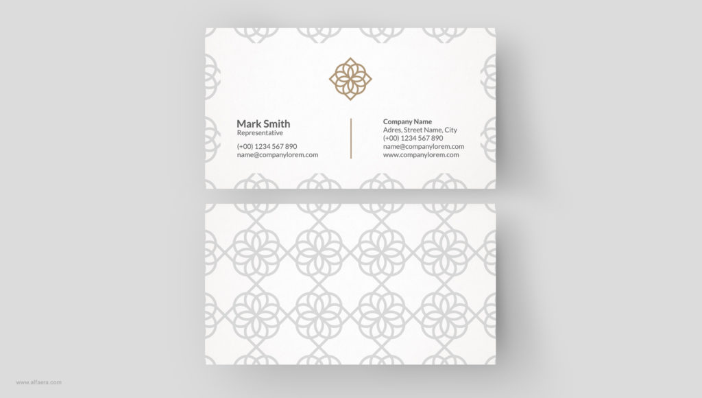 Corel Draw Business Card Template