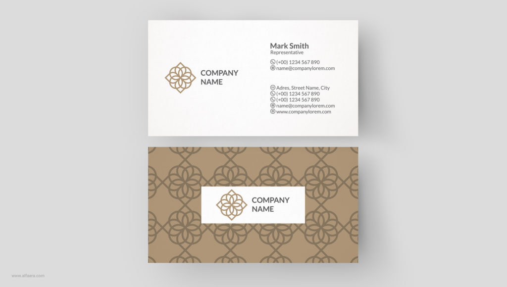 CorelDraw Business Card Template