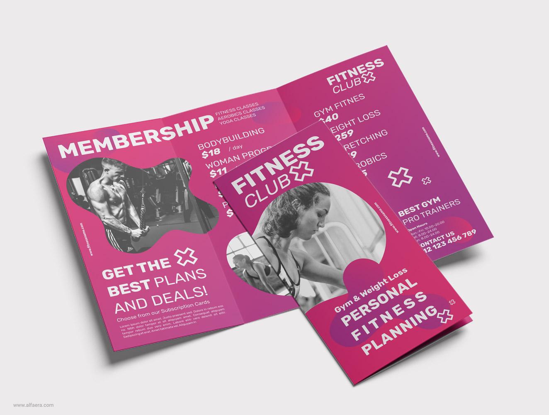 tri fold brochure template alfaera coreldraw templates. Black Bedroom Furniture Sets. Home Design Ideas